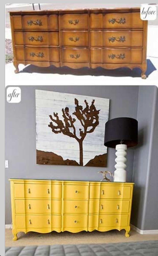 Restaurer un meuble en bois entre zen et d co - Restaurer un meuble en bois ...