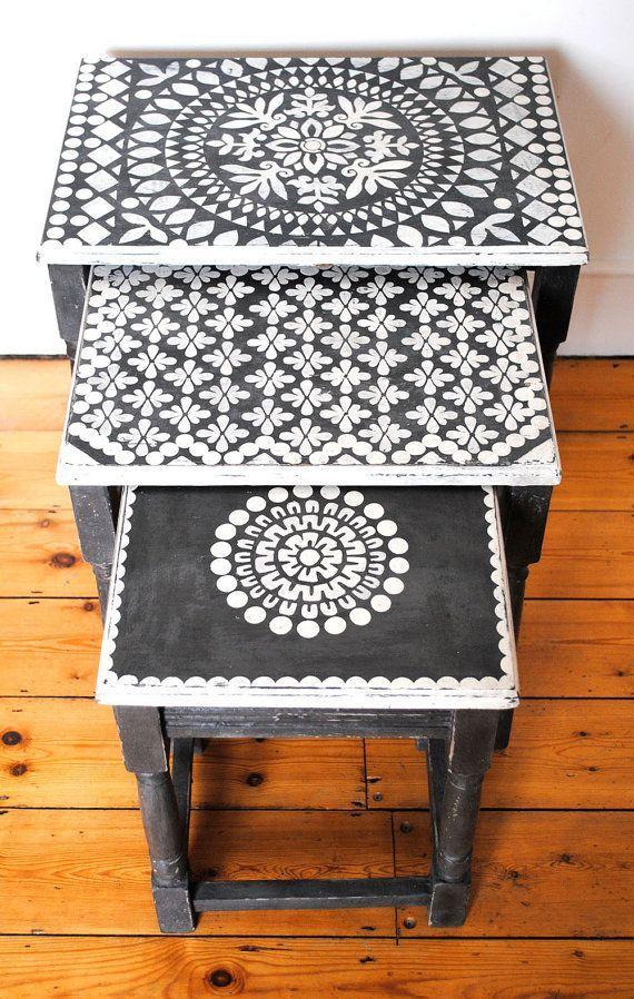 restaurer un meuble en bois entre zen et d co. Black Bedroom Furniture Sets. Home Design Ideas